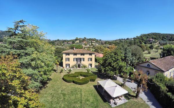 Villa Clara 20, Villa for rent in Lucca, Tuscany
