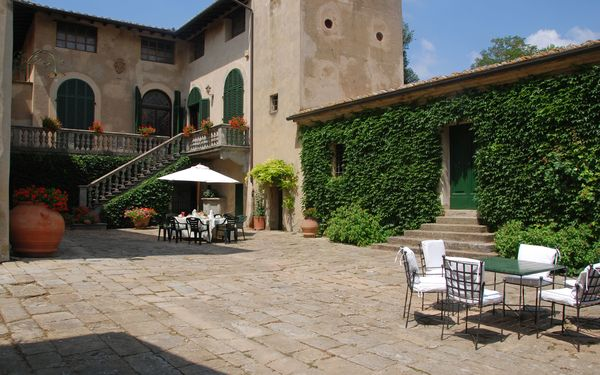 Villa Villa Di Montelopio in  Montelopio -Toskana