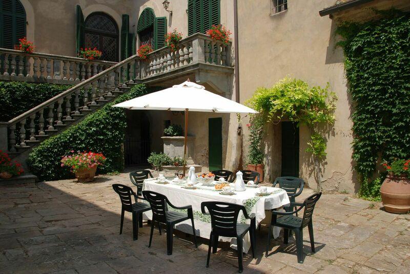 Villa Di Montelopio