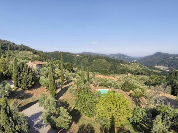 Villa La Sorgente in affitto a Santa Maria Albiano