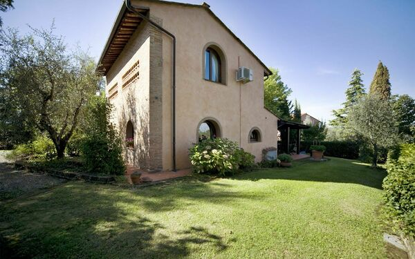 La Capinera, Villa for rent in San Lorenzo, Tuscany