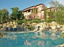 Villa Le Rondini in  San Lorenzo -Toskana