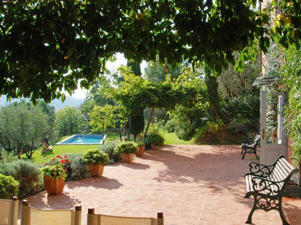 Toskánsko, Lucca, La Macchietta