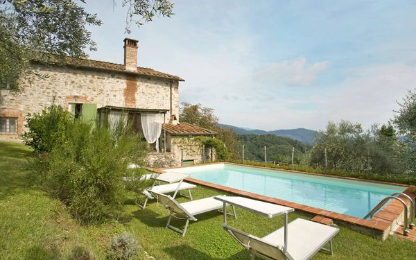 Casa Fiora, Villa for rent in Santa Maria Albiano, Tuscany