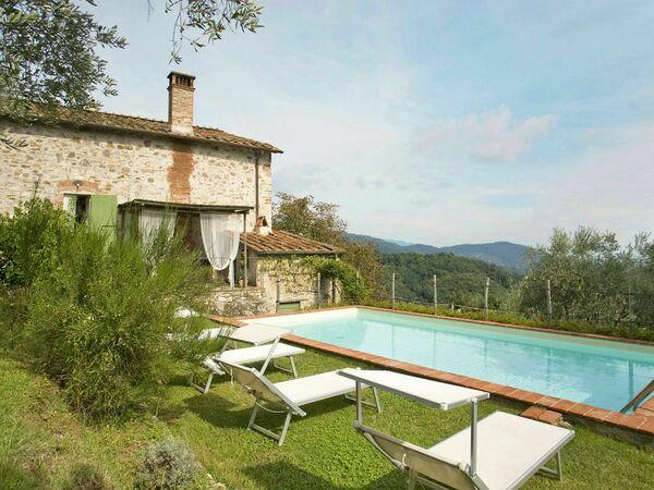 Villa Casa Fiora in affitto a Santa Maria Albiano