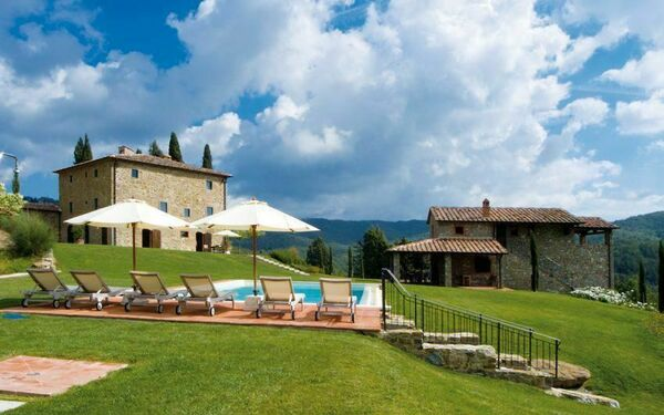 La Maccinaia, Villa for rent in San Vincenti, Tuscany