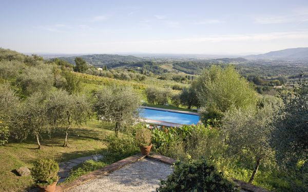 La Loggia 13, Villa for rent in Sant'andrea In Caprile, Tuscany
