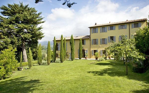 La Corte Malgiacca, Villa for rent in Gragnano, Tuscany