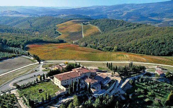 Cavalcanti, Тоскана, Gaiole In Chianti