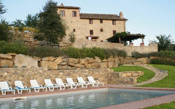 Il Colombaio 13, Villa for rent in Il Colle, Tuscany