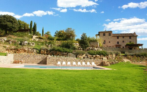 Il Colombaio 13, Villa for rent in San Sano, Tuscany