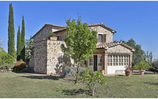 Monte Cavallo, Villa for rent in Manciano, Tuscany