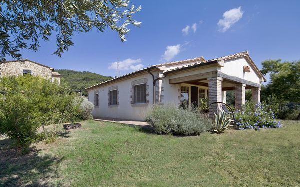 Santa Barbera, Villa for rent in Manciano, Tuscany