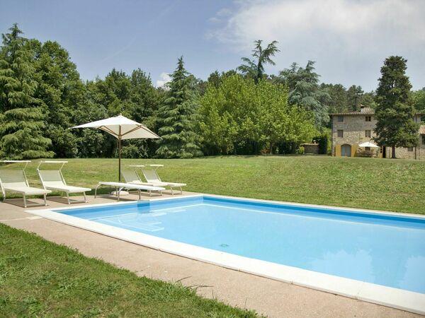 Toskánsko, Lucca, La Cecchella