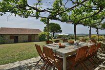 Villa Poggio Due Querce in  Poderone -Toskana
