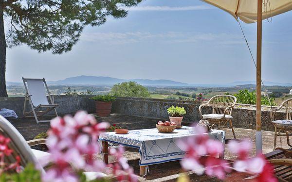 Poggio Due Querce, Villa for rent in Magliano In Toscana, Tuscany