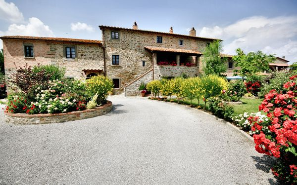 La Mucchia, Apartment for rent in Cortona, Tuscany