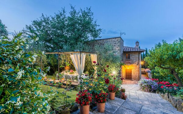 Torre Del Cielo, Villa for rent in Monterchi, Tuscany