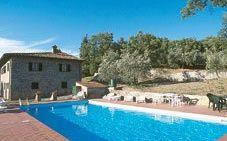 Villa Querciolaia in  Pergine Valdarno -Toskana