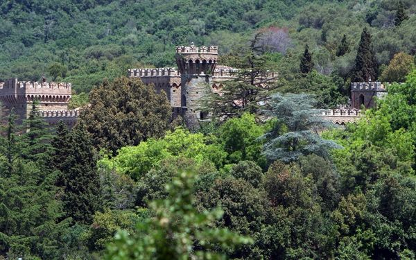 Borgia Castle, Castle for rent in Passignano Sul Trasimeno, Umbria