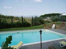 Toskánsko, Lucignano, Villa Gloria