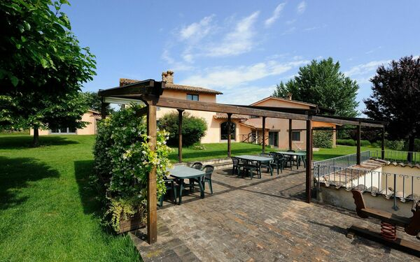 La Torriola, Apartment for rent in Todi, Umbria
