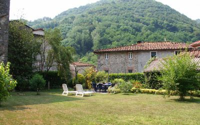 Casa Rita, Country House for rent in Pescaglia, Tuscany