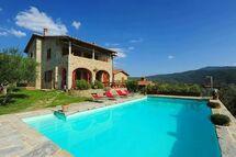 Casale Villasenaia in affitto a Castiglion Fiorentino