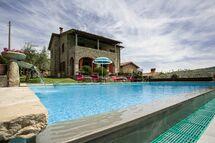 Villa Villasenaia in affitto a Castiglion Fiorentino