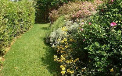 Borgo Toscano: Mediterranean Garden