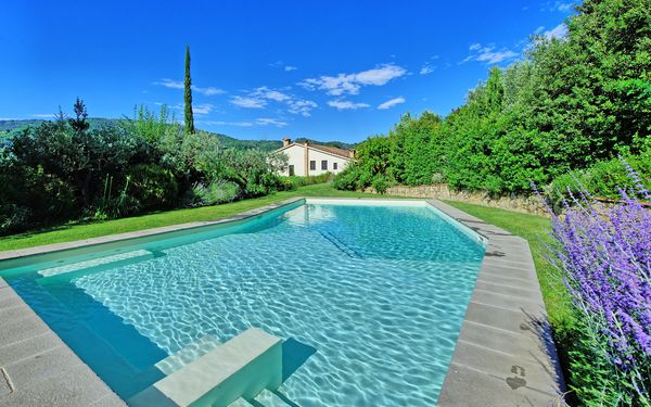 Borgo Toscano, Villa for rent in Cantagrillo, Tuscany
