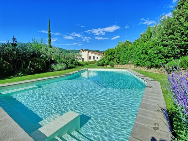 Borgo Toscano, Villa for rent in Cantagrillo, Tuscany