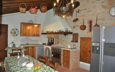Vigna San Giuseppe: Main Kitchen