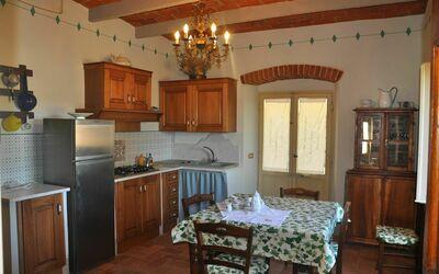 Vigna San Giuseppe: Monolocale Kitchen