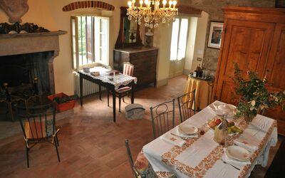 Vigna San Giuseppe: Living Room