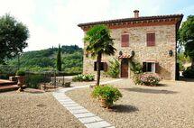 Villa Vigna San Giuseppe in affitto a Capolona
