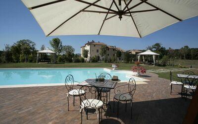 Santamargherita: La piscina