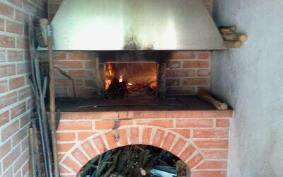 Villa Celeste: il forno è acceso