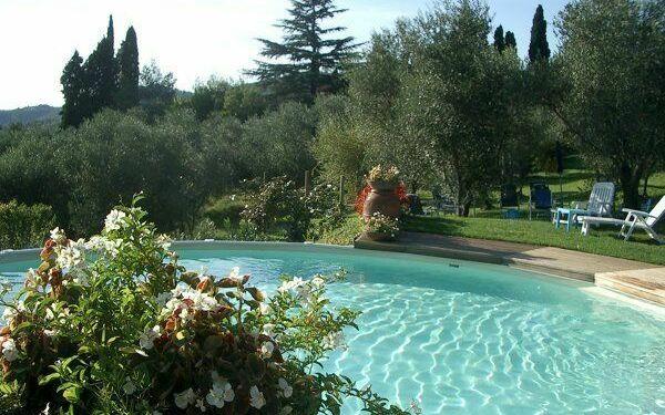 Villa Fattoria Le Poggiola in  Serravalle Pistoiese -Toskana