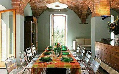Casale: Dining Room