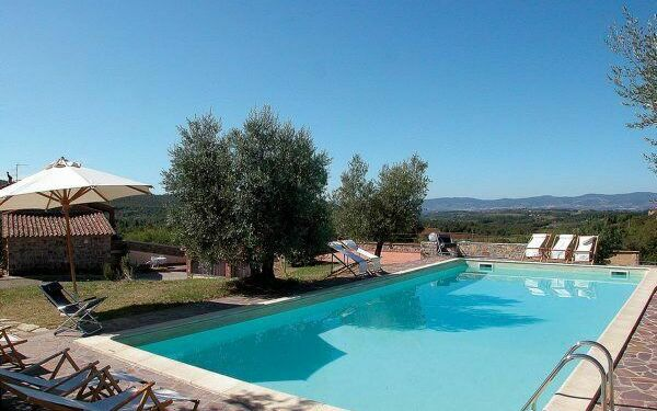 Apartment Corte Liliana in  Montegabbione -Umbrien