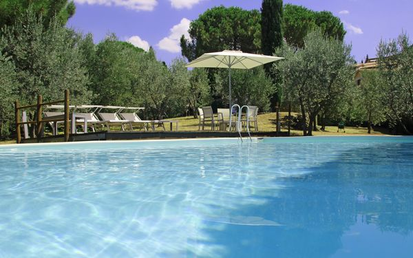 Spuntone, Villa for rent in Montalcino, Tuscany