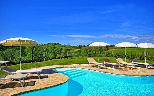 La Chiesina Di Vittorio, Villa for rent in Montefalconi, Tuscany