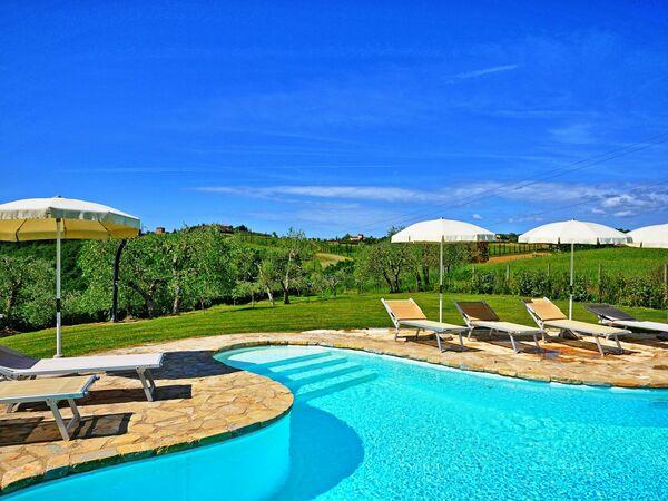 La Chiesina Di Vittorio, Villa for rent in Montefalconi, Tuscany