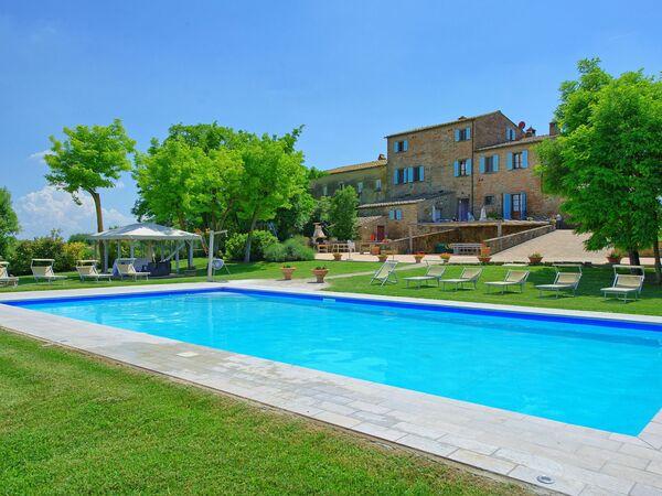 Villa Villa Giare in affitto a Fratticciola