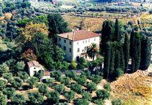 Villa Pedone, Villa for rent in San Concordio Di Moriano, Tuscany