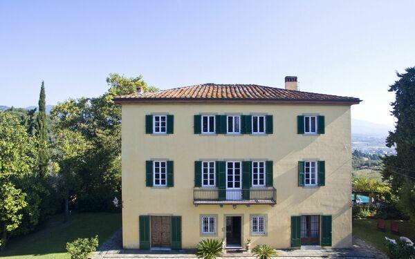 Villa Villa Pedone in affitto a San Concordio Di Moriano