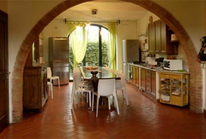 Villa Poggio Ai Platani