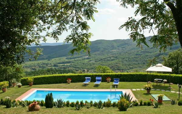 Villa Villa Crispinino in  Civitella In Val Di Chiana -Toskana
