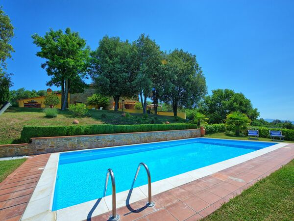 Villa Crispinino, Villa for rent in Civitella In Val Di Chiana, Tuscany